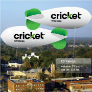 13-Ft_ Helium_ Blimp_cricket_advertising