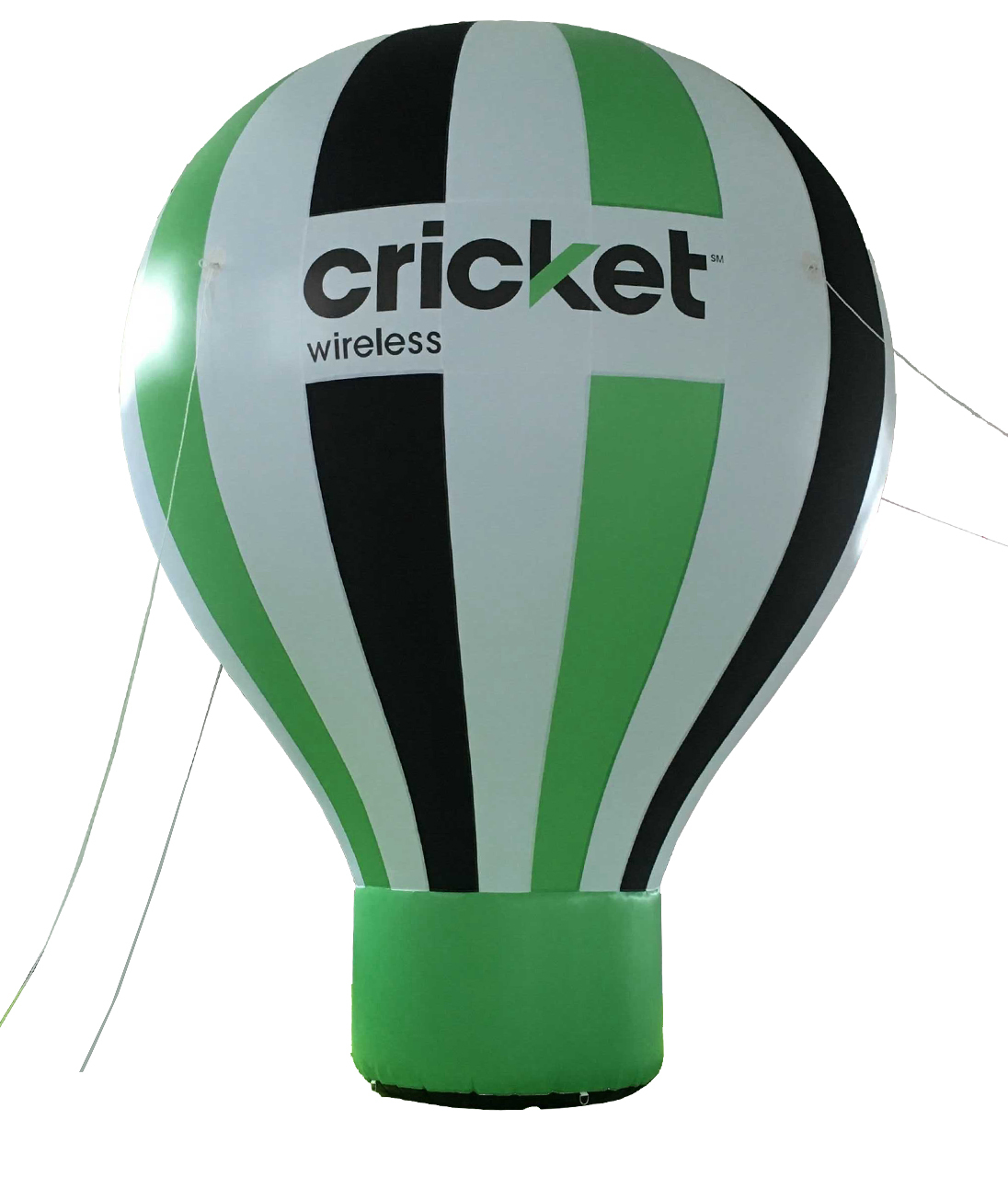 Cricket Wireless Balloon